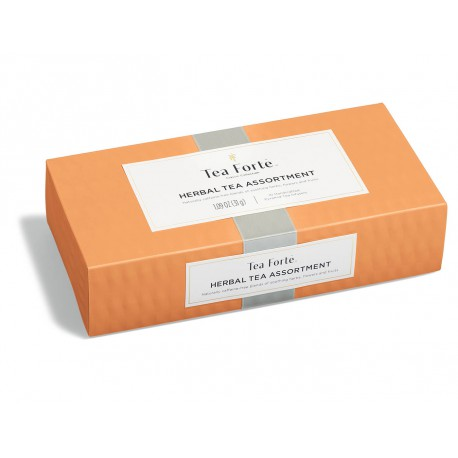 Tea Forte-Herbal Tea Assortment