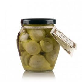 Carciofini all'olio d'oliva