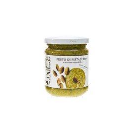 Pesto di Pistacchio in olio extra vergine d'oliva