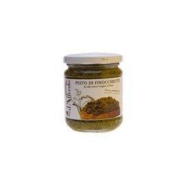 Pesto di finocchietto selvatico in olio extravergine d'oliva