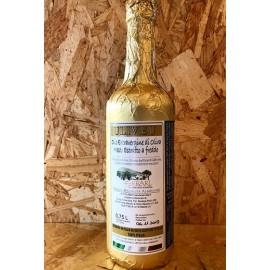 Olio extravergine di oliva - Mosto estratto a freddo
