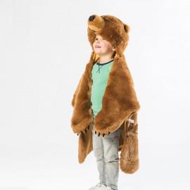 Costume Orso Bruno